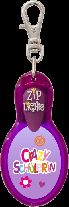 John Hinde Zip Light Crazy Schuelerin