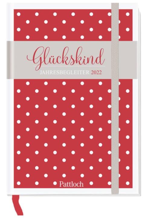 Groh Glückskind Taschenkalender 2022 - Buchkalender: Wochenkalender - Taschenkalender, Terminkalender, Wochenplaner mit Monatskalendarium und Ferienterminen