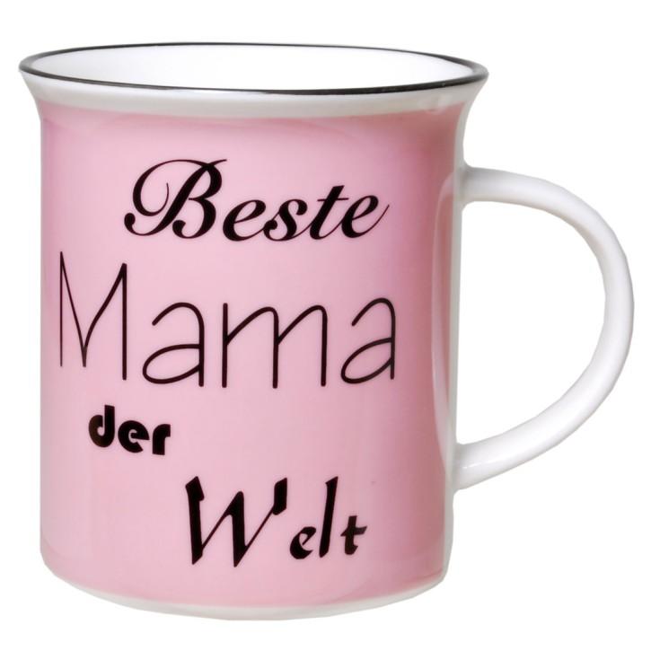 Becher Beste Mama der Welt