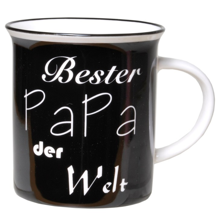 Becher Bester Papa der Welt
