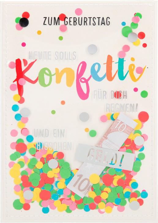 Depesche Portofino Klappkarten Geburtstagskarten 030 - Wir gratulieren!