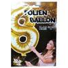 """1 Stück Riesen-Folien-Ballon """"8"""", gold 1m groß"""