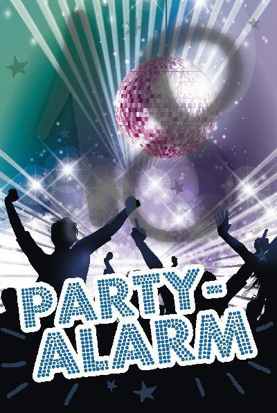 Depesche Zahlenkarten mit Musik 18 Party-Alarm