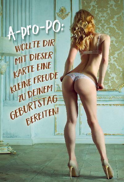 Depesche Hans und Grete 3D Klappkarte A-pro-Po: