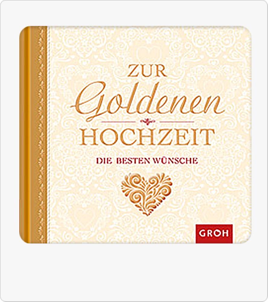 Buch Goldhochzeit