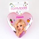 Top Model Klapp Haarbuersten mit Namen Anna