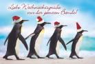 Lustige Weihnachtskarte 8634-002