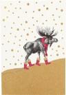 Postkarten Weihnachten X-MAS Dreams 8636-055