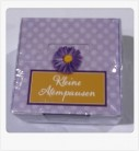 Groh dekorative Box mit Notiz Zetteln Kleine Atempausen