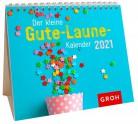 Groh Mini-Kalender zum Aufstellen für 2021 Der kleine Gute-Laune-Kalender