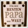 Musikschachtel 5580-039 zum Geburtstag Bester Papa