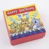 Musikschachtel 5580-037B zum Geburtstag