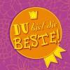 Musikschachtel 5580-047b Du bist die Beste!