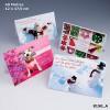 Lustige Weihnachtskarte 8634-006