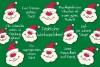 Lustige Weihnachtskarte 8634-007