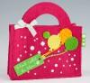 Musiktasche Geschenktasche aus Filz mit Musik 006