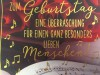 WUNSCHERFÜLLER Soundbox 1 Stück  Zum Geburtstag eine Überraschung für...