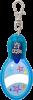 John Hinde Zip Light Blanko Blau