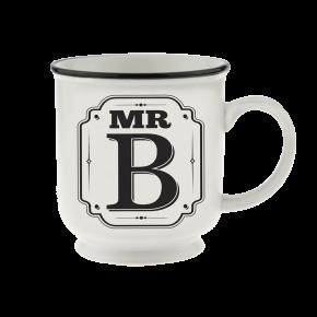 H&H Becher Mr B  - für Hochzeit, Jubiläum und Jahrestag