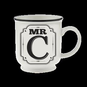 H&H Becher Mr C - für Hochzeit, Jubiläum und Jahrestag