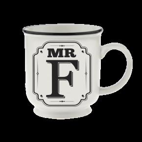 H&H Becher Mr F - für Hochzeit, Jubiläum und Jahrestag