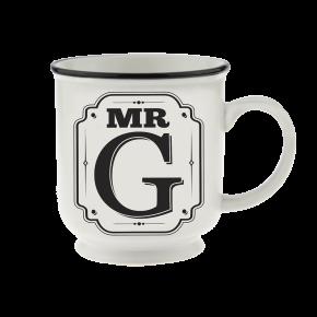 H&H Becher Mr  G - für Hochzeit, Jubiläum und Jahrestag