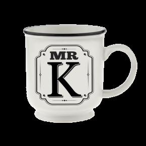 H&H Becher Mr K - für Hochzeit, Jubiläum und Jahrestag