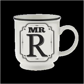 H&H Becher Mr R - für Hochzeit, Jubiläum und Jahrestag