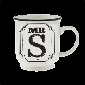 H&H Becher Mr S - für Hochzeit, Jubiläum und Jahrestag
