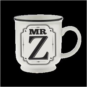 H&H Becher Mr Z - für Hochzeit, Jubiläum und Jahrestag