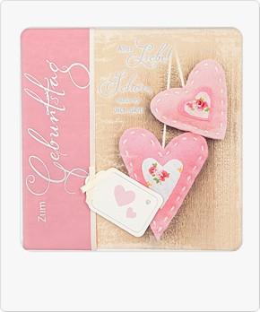 Depesche Emotions Klappkarte 040 Alles Liebe! Schön, dass es Dich gibt!