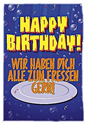 Musikkarte mit Überraschung 042d Happy Birthday