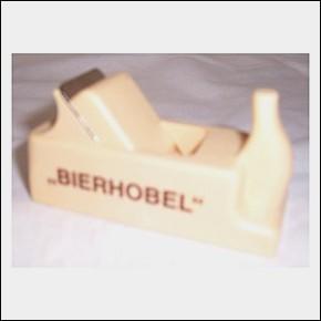 Flaschenöffner Bierhobel