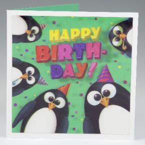 Depesche 3D Klappkarte 028 Happy Birthday