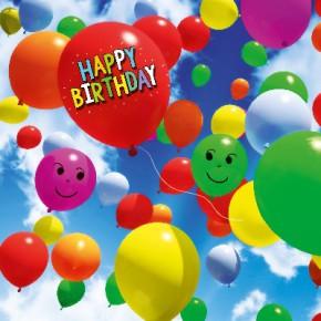 Depesche 3D Klappkarte 030b Happy Birthday