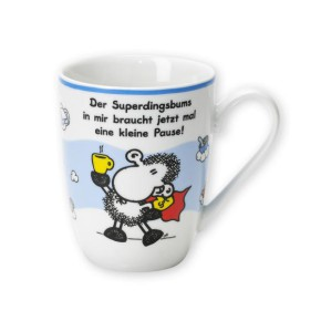 Sheepworld Lieblingstasse Nr.23 Superdingsbums