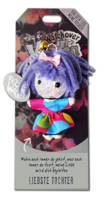 Watchover Voodoo Sammel Puppe mit Spruch Liebste Tochter