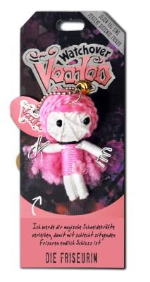 Watchover Voodoo Sammel Puppe mit Spruch Die Friseurin