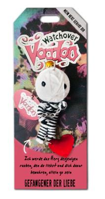 Watchover Voodoo Sammel Puppe Spruch Gefangener der Liebe