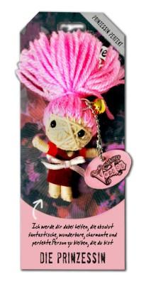 Watchover Voodoo Sammel Puppe mit Spruch Die Prinzessin