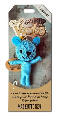 Watchover Voodoo Sammel Puppe mit Spruch Maskottchen