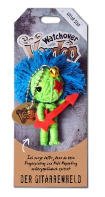 Watchover Voodoo Sammel Puppe mit Spruch Der Gitarrenheld