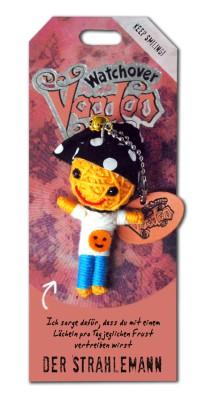 Watchover Voodoo Sammel Puppe mit Spruch Der Strahlemann