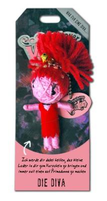 Watchover Voodoo Sammel Puppe mit Spruch Die Diva