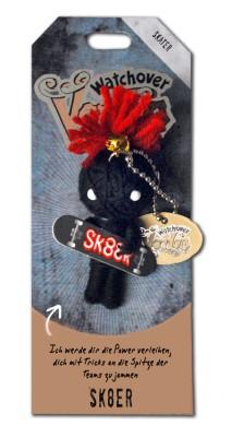 Watchover Voodoo Sammel Puppe mit Spruch Sk8er