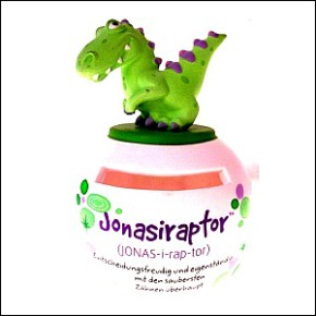Dino Spardose Namen Fiona