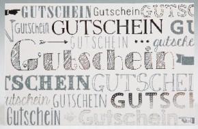 Klappkarte für Geldgeschenke 2239-053 Gutschein - neutral