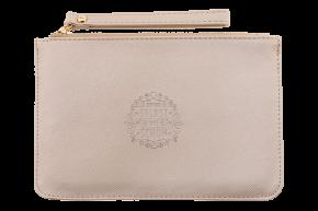 Persoenliche Clutchtasche/Kosmetiktasche  Sei du selbst…Handtasche Damen