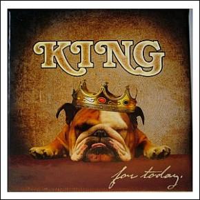 Musikschachtel 5580-001 zum Geburtstag King