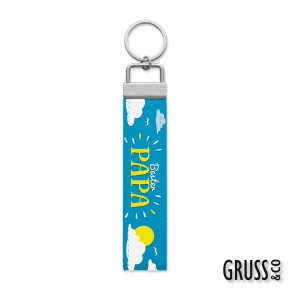 Gruss & Co Schlüsselanhänger Schlüsselband Bester Papa 44241